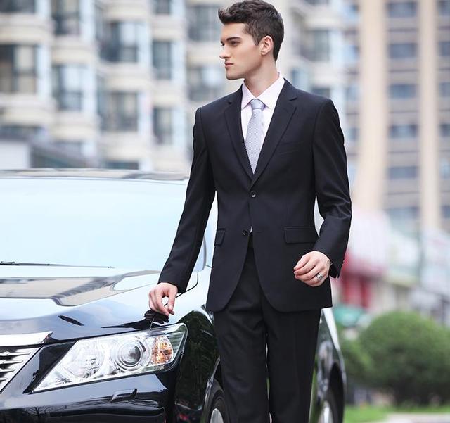Ygr dress suit men\'s big business occupation code marriage arranged ...