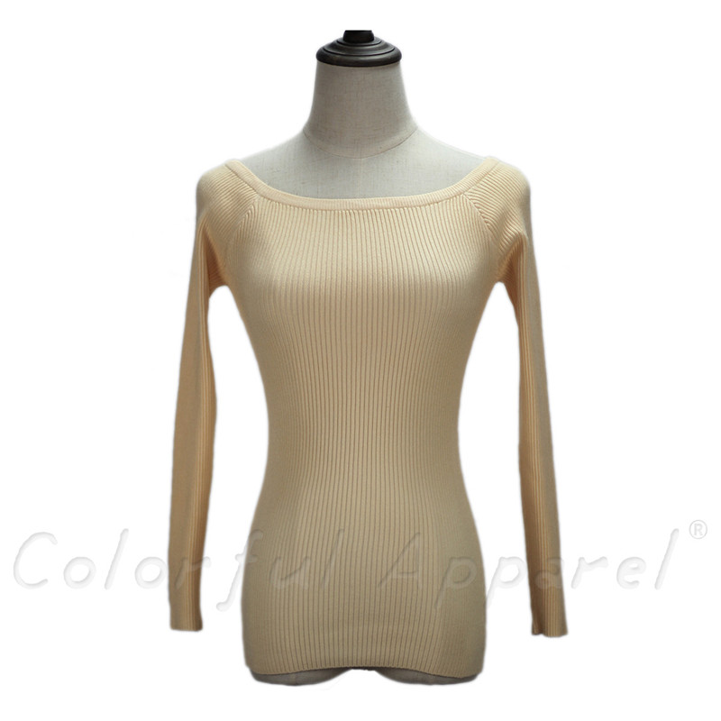 Fatika-Autumn-And-Winter-Basic-Women-Sweater-Slit-Neckline-Strapless-Sweater-Thi