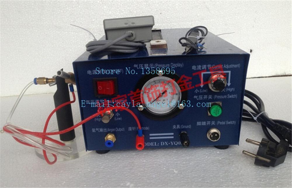 Offre spéciale machine de soudage orfèvre argon bijoux, soudeuse par points 220 v, machine de soudage par points, soudeuse électrique à l'argon