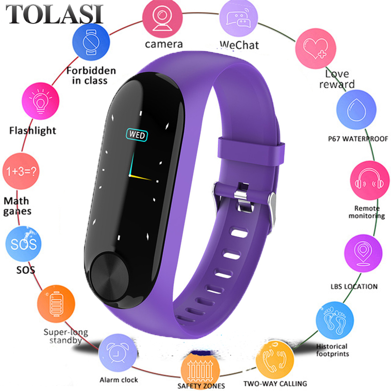 2019Smart Watch Women Men Relogio Feminino Sport Ladies Watch Inteligente Hombre Blood Pressure Pedometer Heart Rate Watches+BOX