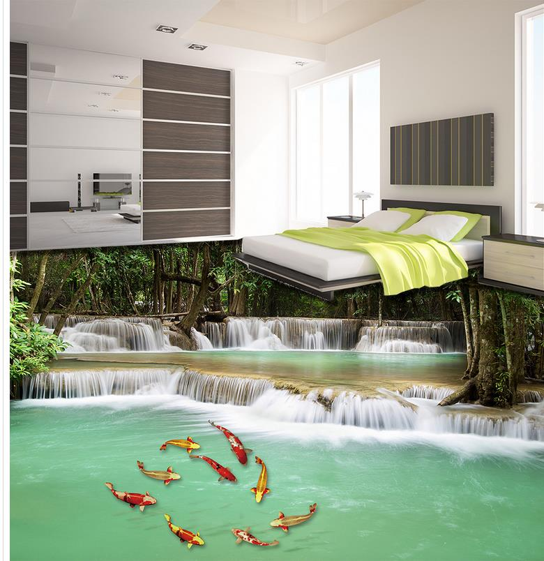 3d floor painting 3d wallpaper 3d floor murals pvc 3d for 3d wallpaper waterproof