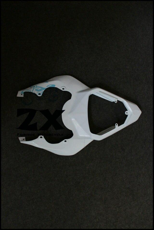Полный Обтекатели мотоцикл UNPAINT для верхней части хвост обтекатель и YZF R6 в 2006 2007 литья под давлением ABS Верхний хвост обтекатель для ZX
