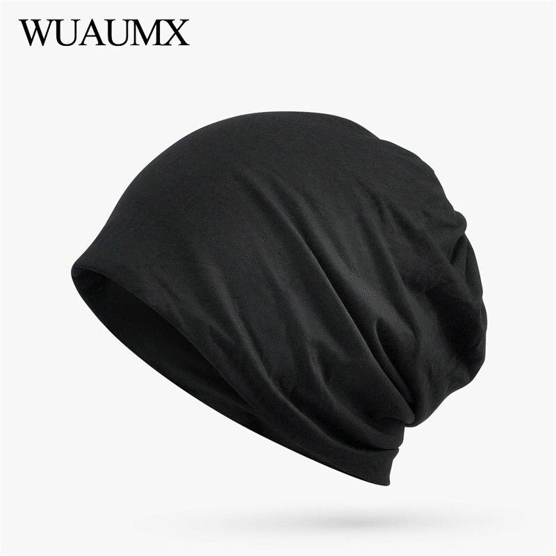 Wuaumx Spring Summer Beanies Hats For Women Men Li