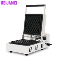 BEIJAMEI snack machines commercial honeycomb waffle maker electric stick waffle making machine for sale