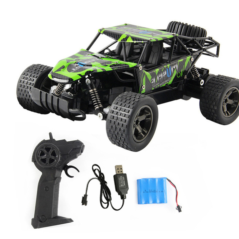 2018 New 1:20 2WD High Speed RC Racing Car 4WD Remote Control Truck Off-Road Buggy Toys Car Toys 30 new 7 2v 16v 320a high voltage esc brushed speed controller rc car truck buggy boat hot selling