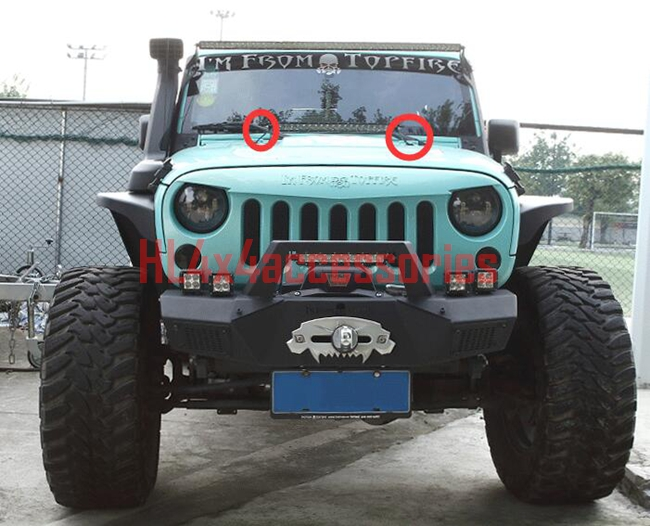 2pcs for jeep wrangler jk hood mount brackets 20 led light bar 2pcs for jeep wrangler jk hood mount brackets 20 led light bar mounting for rubicon engine bracket in truck accessories from automobiles motorcycles on aloadofball Choice Image