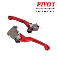 NICECNC Pivot Brake Clutch Levers For Sherco SE R 250 300 SEF R 250 300 450
