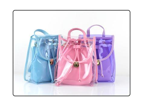 Clear Book Bags For School - Hopeful Handbags