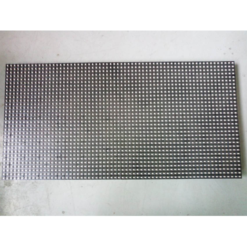 HD High Quality High Brightness Advertising P7.62 Led Module 488x244mm 64x32pixel, RGB LED Panel For Indoor Led Display Screen