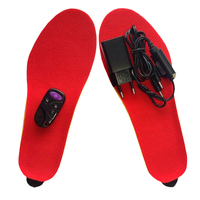 2300mAh Electric Heating Insoles Foot Warmer Remote Control Buy Direct From China Factory