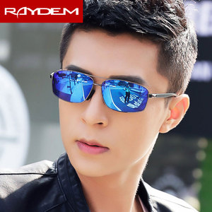 Image 3 - Polarized Mens Vintage Sunglasses Aluminum Sun Glasses Goggle Eyewear Accessories For Men
