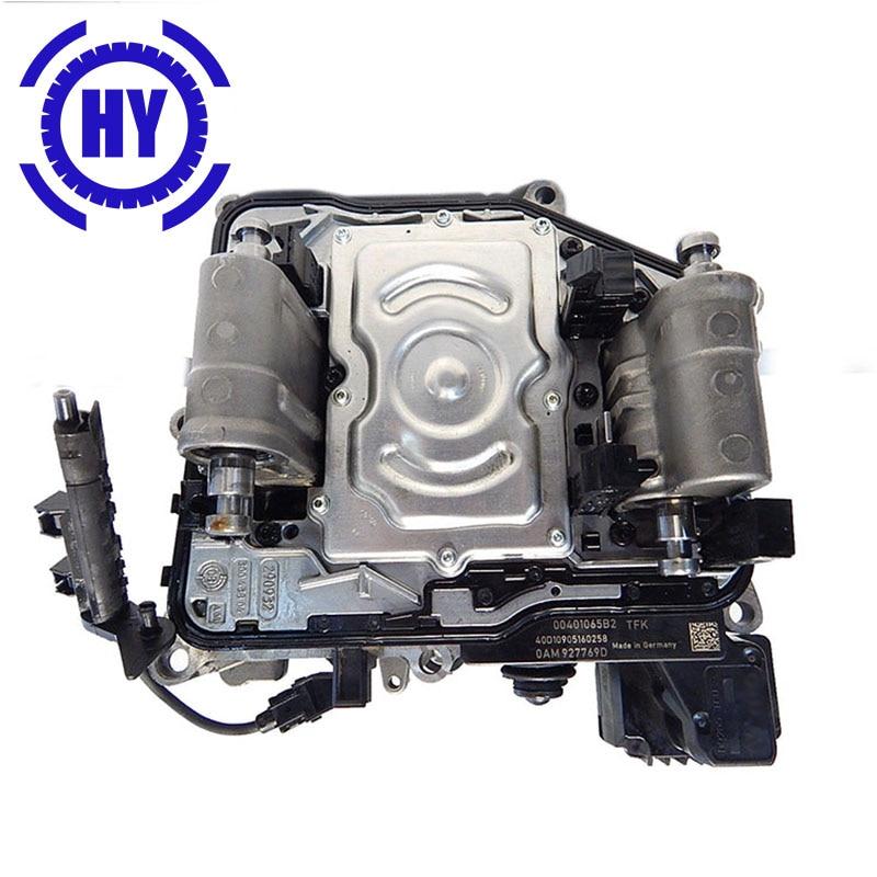 DQ200 0 AM 7 vitesses DSG Mechatronic (carrosserie et TCU) 0AM927769D pour AUDI VW SKODA