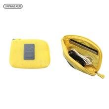 Uniwalker Portable Storage Bag Digital Gadget Devices USB Cable Earphone Pen Travel Cosmetic packing bag Organizer