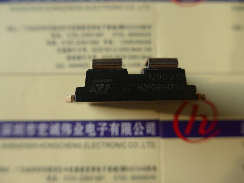 Цена STTH200R04TV1