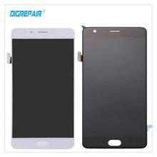 5.5 «AAA черный/белый для один плюс три oneplus 3 один плюс 1 + 3 один A3000 A3003 ЖК-дисплей Дисплей планшета Сенсорный экран Узлы и агрегаты для автомобиля