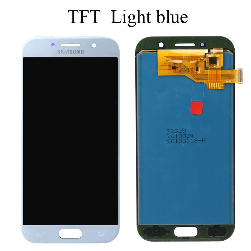 Light Blue TFT