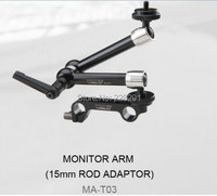 TILTA MA T03 Monitor ARM Articulating Magic Arm w/ Quick Release super Clamp for Follow focus 15mm rod DSLR rig HDMI Monitor