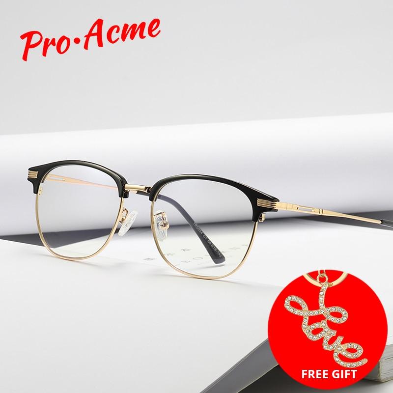 Light-Glasses Gamer-Glasses/anti-Radiation PB1207 Blocking Women/computer Acme TR90 Pro