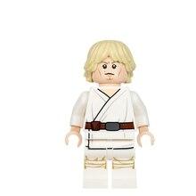 Star Wars bloques de construcción Han Solo Anakin Darth Vader Yoda Jar R2d2