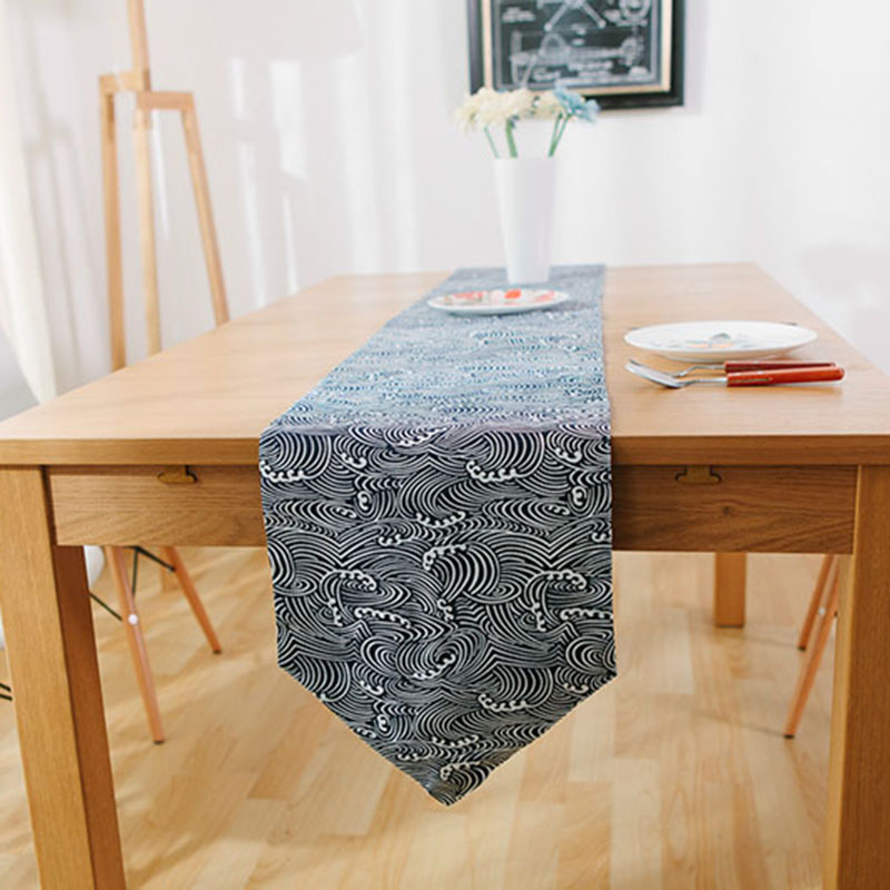 Home Decor Dining Table: Modern Chinese Style Table Runner Home Decor Table Runners