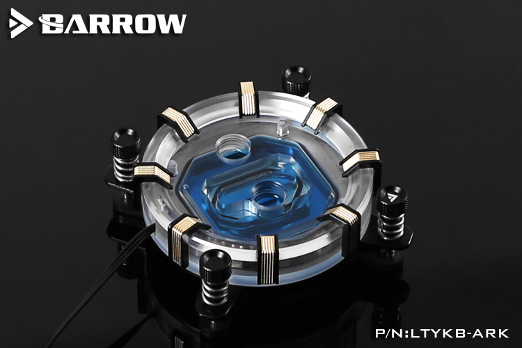 Barrow LTYKB-ARK LRC2.0 RGB CPU Water Cooling Block for Intel 115x цена