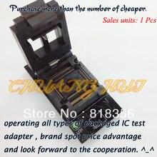 цена на SU-PC8375S-PQFP128-E Programmer Adapter FPQ-128-0.5-03 PQFP128/QFP128 Adapter IC Test Socket/IC Socket (LP Programmer Adapter)