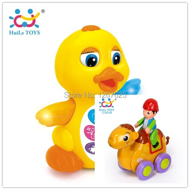 ФОТО baby inercia animis action figures bebe toys eletricos flapping duck brinquedos bebe toys free shipping 808 & 366b