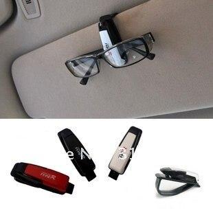 U4 Car glasses clip/Sun Visor Glasses Card Pen Holder Clip, Free shipping