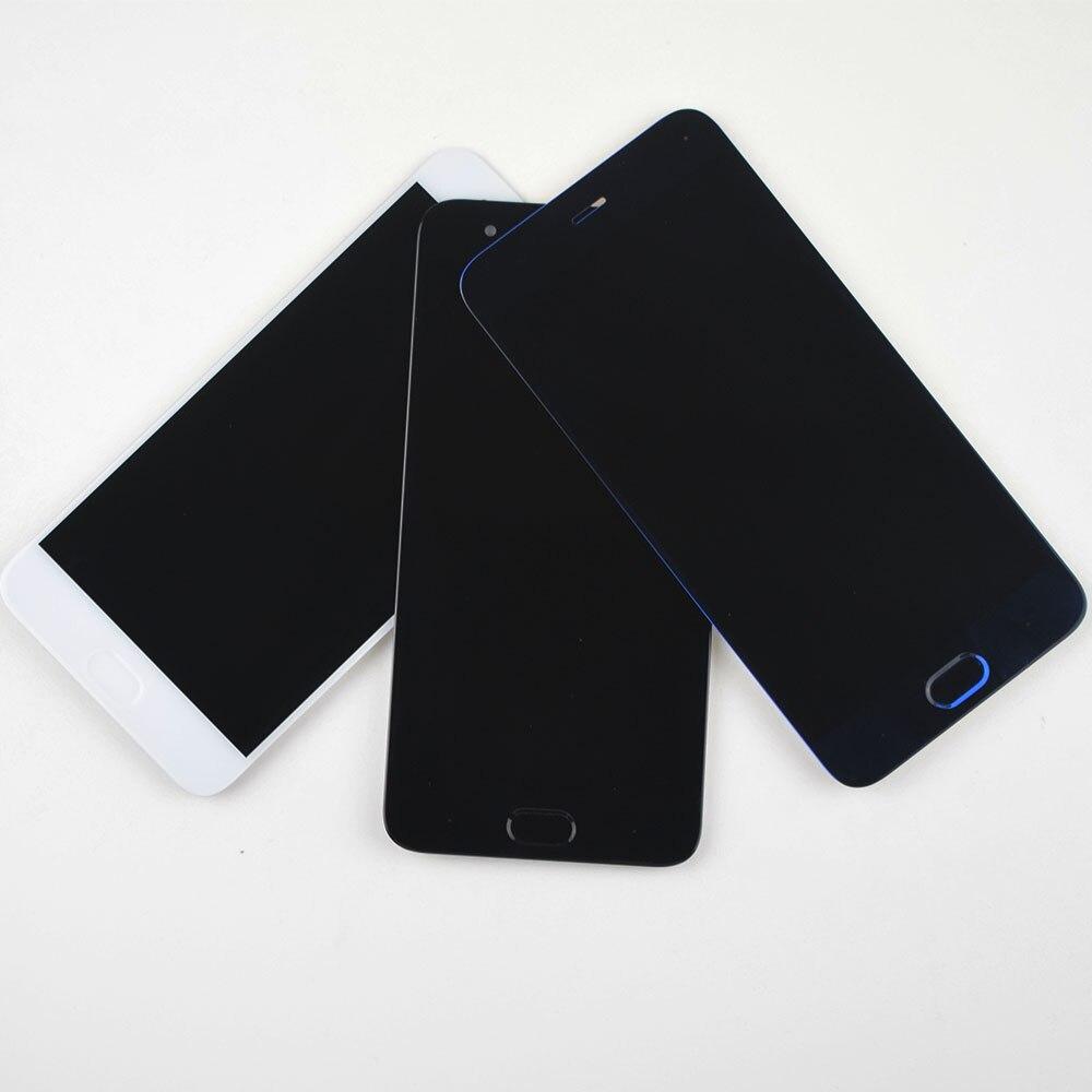 Pour Xiao mi mi 6 écran LCD avec empreinte digitale écran tactile numériseur capteur verre assemblage pour Xiao mi 6 écran d'affichage mi 6