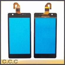 Écran tactile d'origine Pour Sony Xperia ZR M36h M36 C5502 C5503 écran tactile digitizer lentille en verre