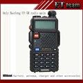 Nova só baofeng uv-5r walkie talkie rádio sem acessórios e sem bateria 5 w 5r vhf uhf dual banduv portátil rádio
