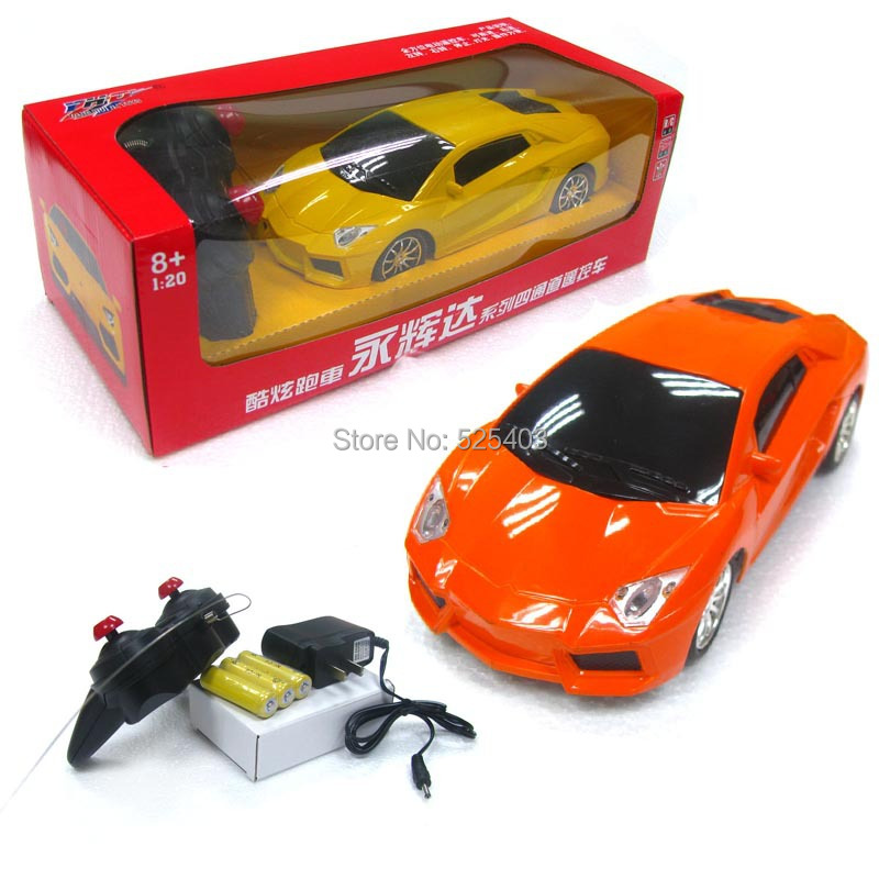 quality toys for children cars remote control original box including battery kids rc car electric remote control toys gift in diecasts toy vehicles from