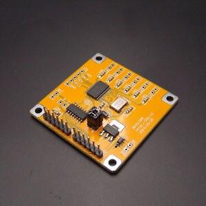 Image 2 - AK4113 Digital Receiver Board SPDIF to I2S Converter Softwear Control + LCD 5v dc