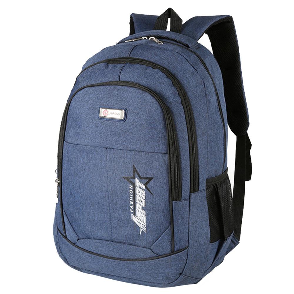 Men Male Canvas Backpack Casual Rucksacks Laptop Backpacks Children Student School Backpack bags for Boys Girls Women Mochila