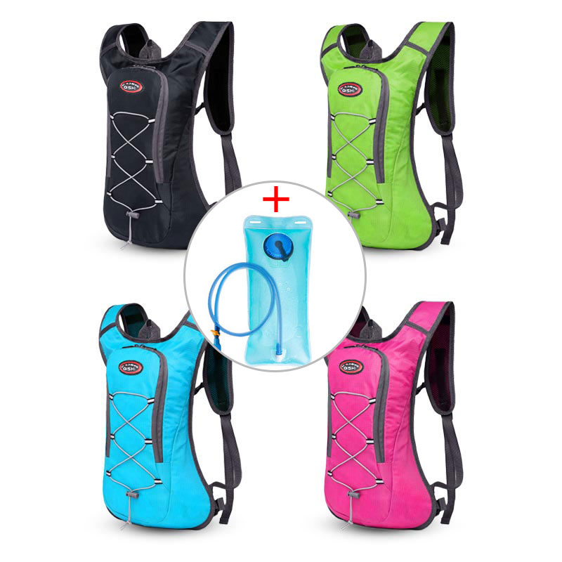 Ultralight Running Hydration Backpack Women Men Breathable Jogging Sport Trail Run Waterproof Riding Fitness Accessories Pack