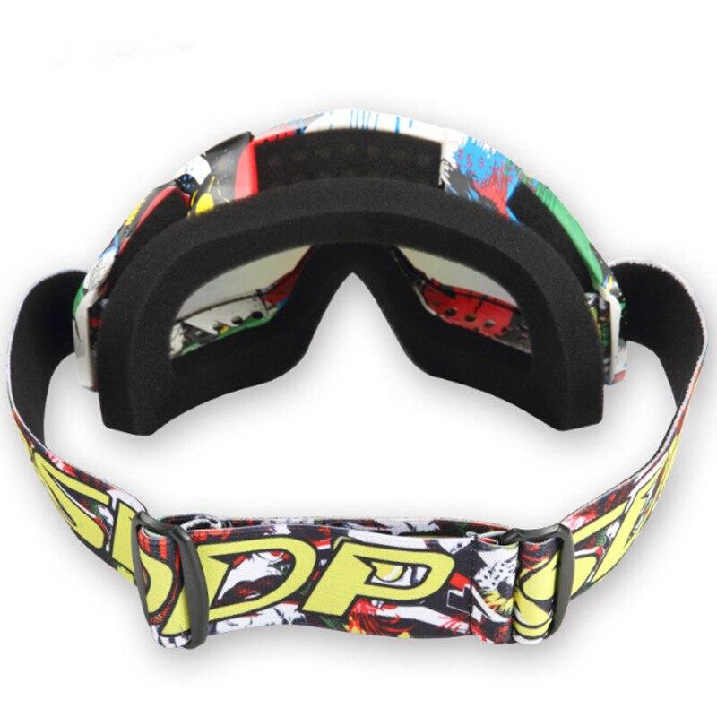 MELIFE Мотокросс лыжные очки Goggle Велоспорт бездорожье шлемы Лыжный спорт для Для мужчин мотоцикл Грязь гоночный велосипед очки Анти-туман