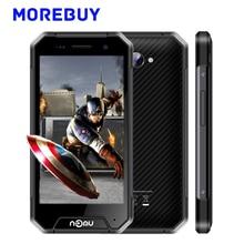 Ному S30 Mini 4 г LTE смартфон IP68 Водонепроницаемый MTK6737T Quad Core 3 г Оперативная память 32 г Встроенная память Android 7.0 Мобильный телефон 4.7 «HD 3000 мАч 720 P
