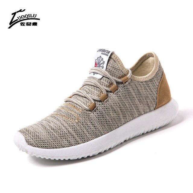Breathable Black Loafer Men Shoes 4
