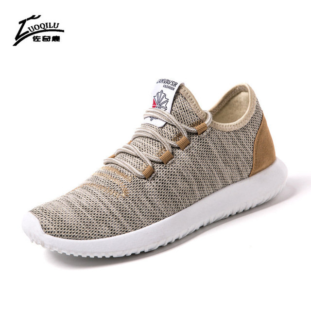 Men Casual Shoes Lightweight Breathable Flats Men Shoes footwear loafers Zapatos Hombre Casual