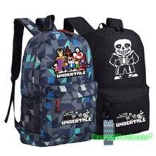7f657492a5618 Gra Undertale dla dzieci torby szkolne Book czaszka brat dzieci plecaki  nastolatki moda torba na ramię studenci plecak torba pod.
