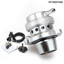 Высококачественный цельный кованый клапан BOV для VW Golf MK6 1,4 T двигатель EA111 и для Audi A1 1,4 T алюминиевый EP-FBOV1045