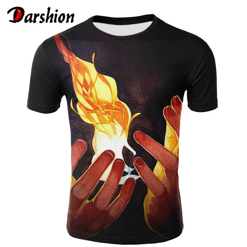1c74e5adb Leche seda 3D imprimir hombres/mujeres Camiseta cuello redondo  astronauta/búho/Pintura/