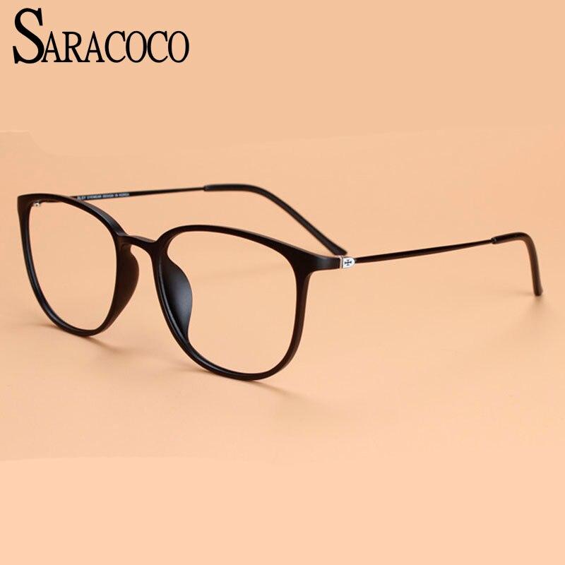 SARACOCO Hohe Qualität Brille Myopie Rahmen 2017 Klare Gläser Frauen ...