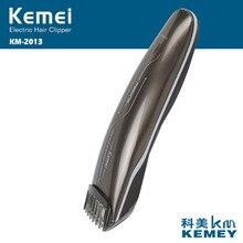 Maquina de cortar o cabelo T068 barbero corte de pelo kemei pelo clipper trimmer de pelo herramientas de peinado del pelo máquina de afeitar