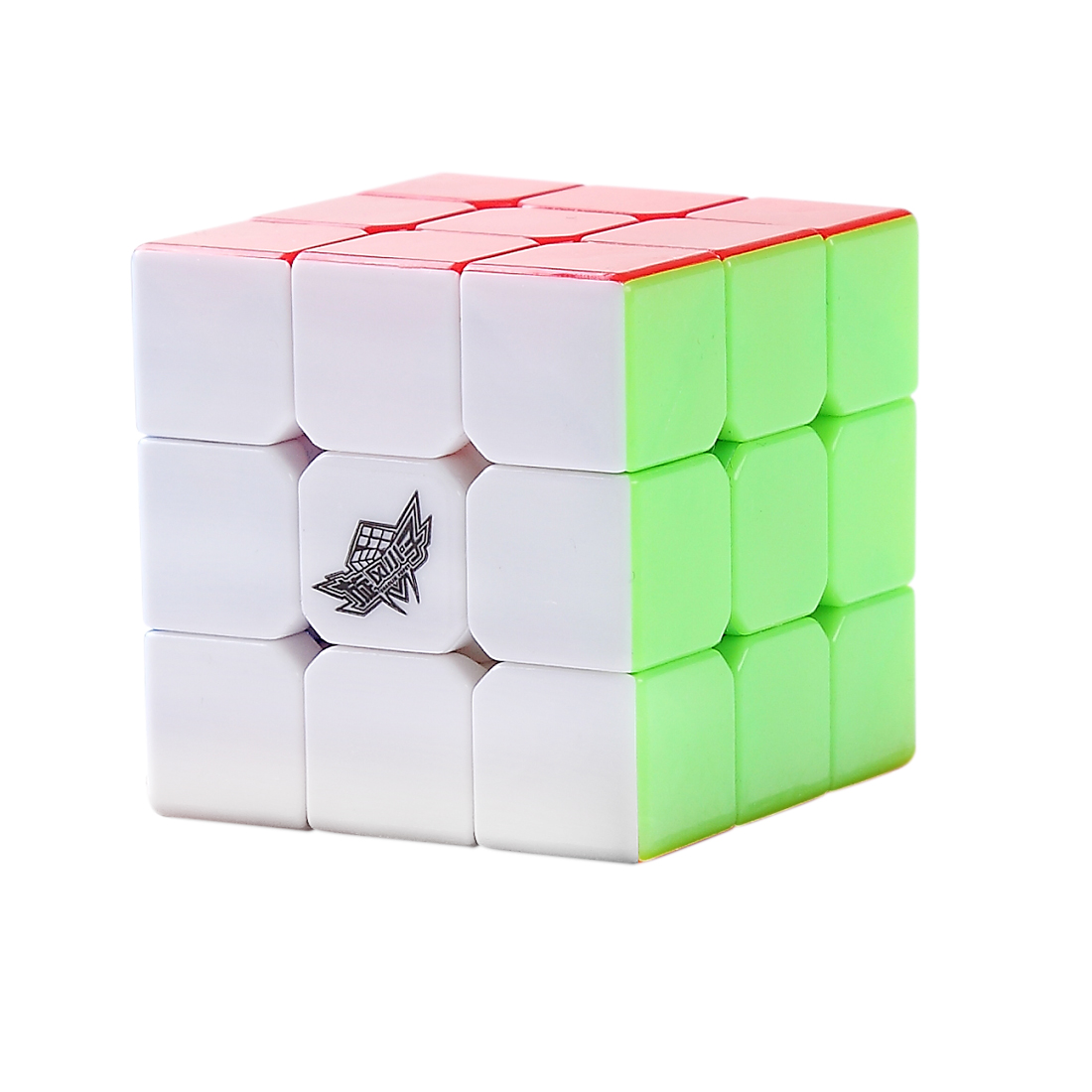 Cyclone Boys FeiWu Mini 3x3x3 Stickerless velocidad cubo 40 mm