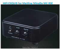 MeiXing Mingda MC 9 SE Balanced Passive Preamp HIFI EXQUIS High End UK Transformer No Voltage Input Preamplifier