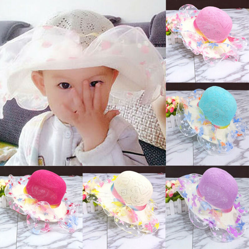 PLACE Kids Child Baby Boys Blue Check 100/% Cotton travel Bucket Sun Hat Cap