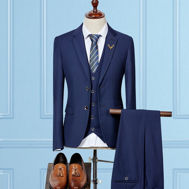 Popular Royal Blue Suit Jacket-Buy Cheap Royal Blue Suit Jacket ...