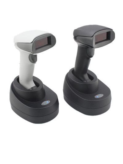 ФОТО JP-A6 Manual 1D Wireless with memory handheld Laser storage barcode scanner