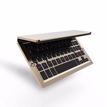 Universal Mini Wireless Folding Keyboard Compatible For iOS For Android For Windows Smartphone Tablet Bluetooth Keyboard